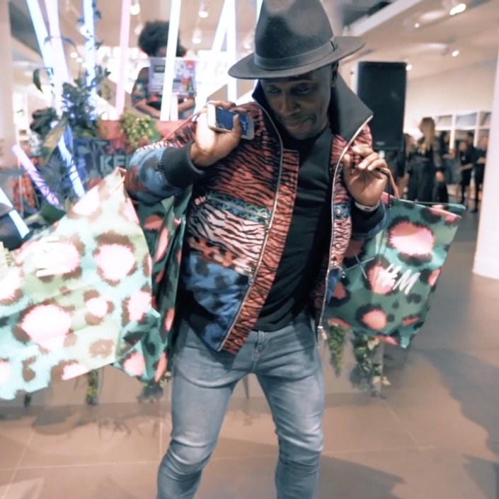 Kenzo x H&M by The Film Smith - Video production Bristol and London